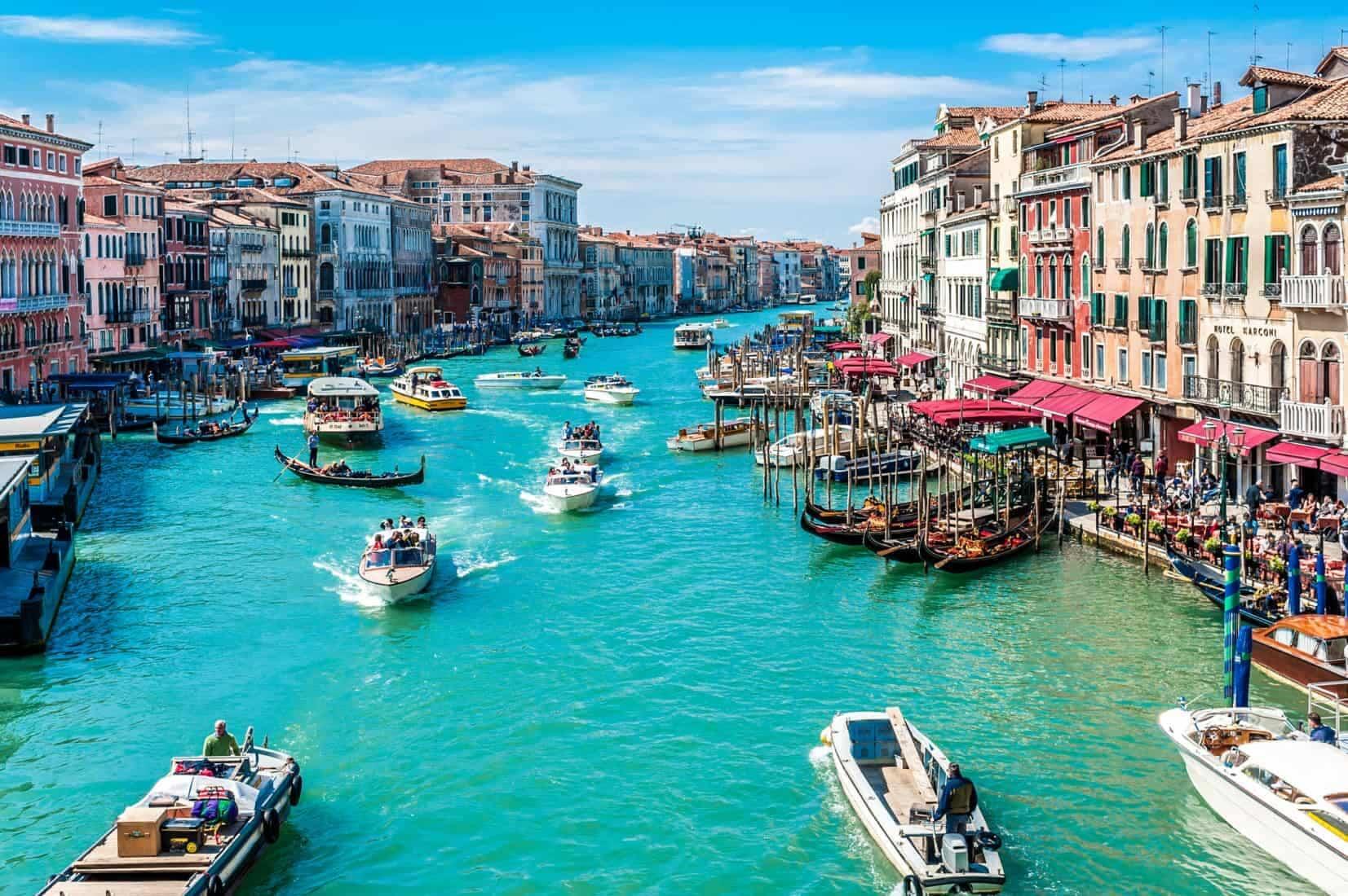 Venezia Grande Canal