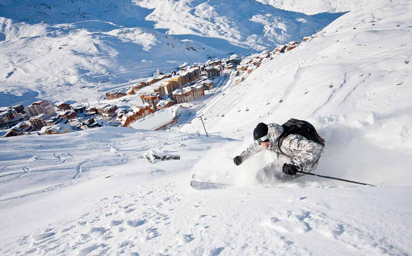 Freeride ValThorens