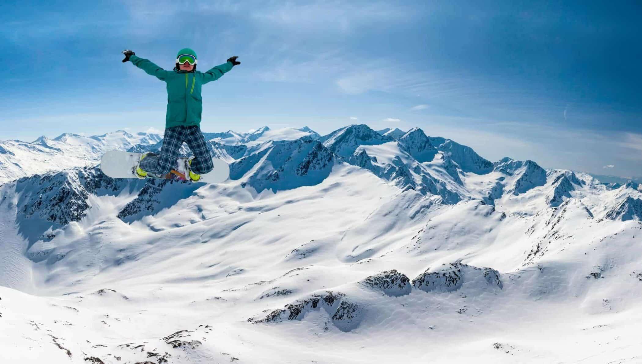Sölden extreme skisport