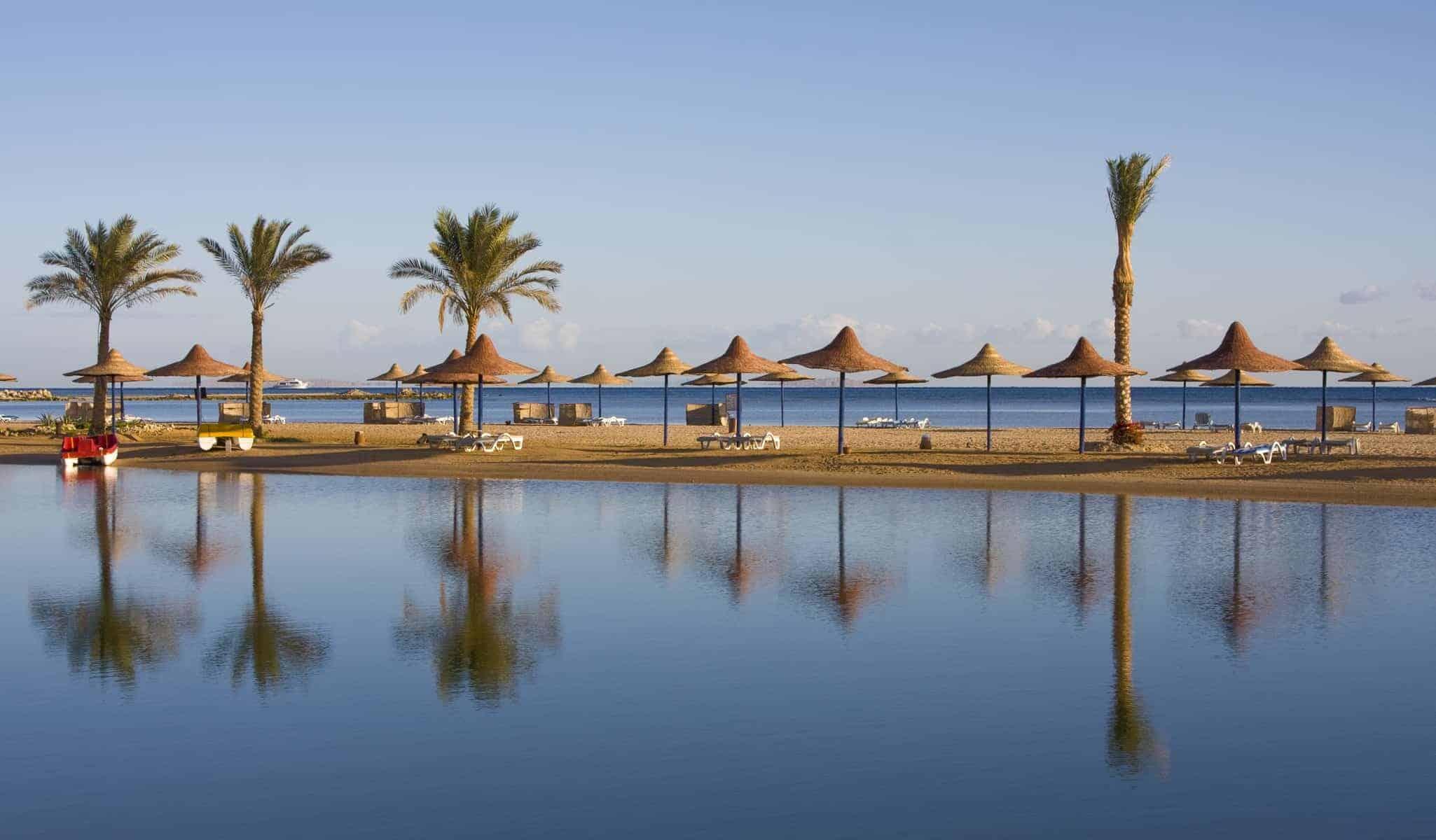 Last minute rejser. Hurghada resort, Ægypten