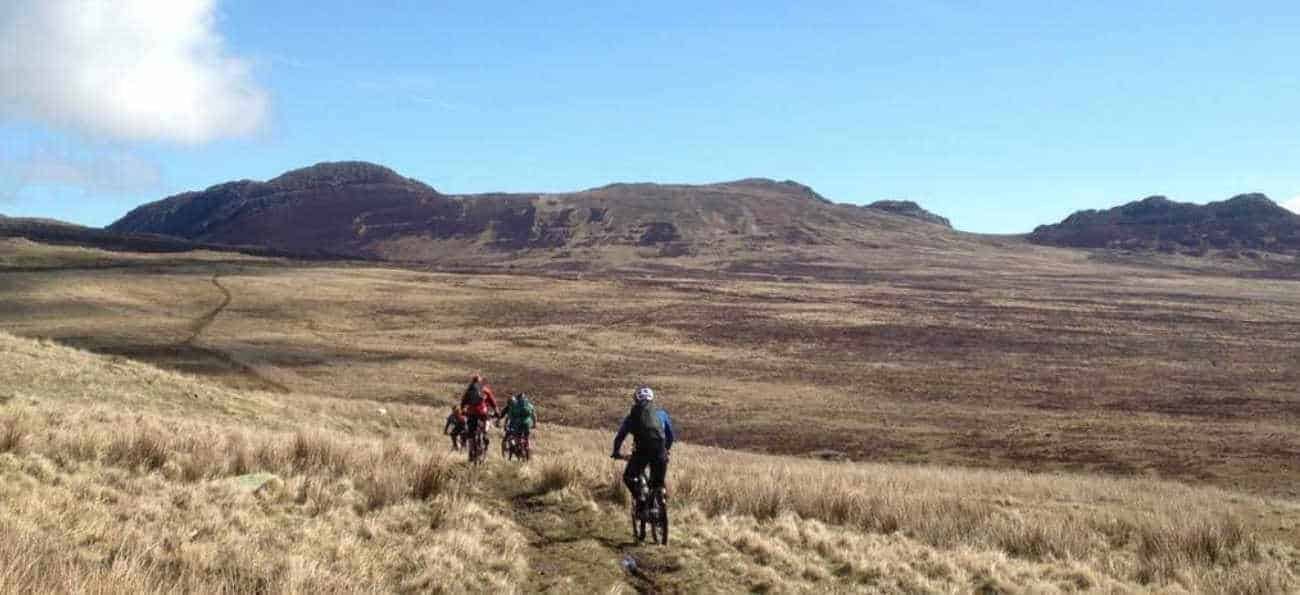 adventure tours uk mountainbiking