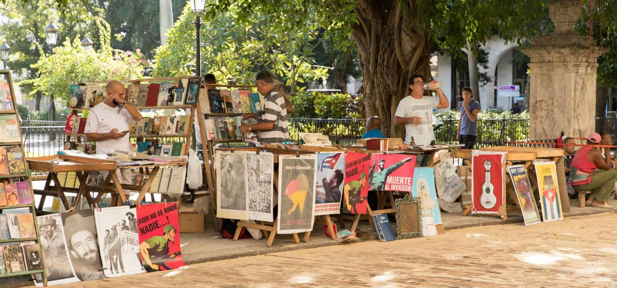Cuba, Plaza de la Catedral