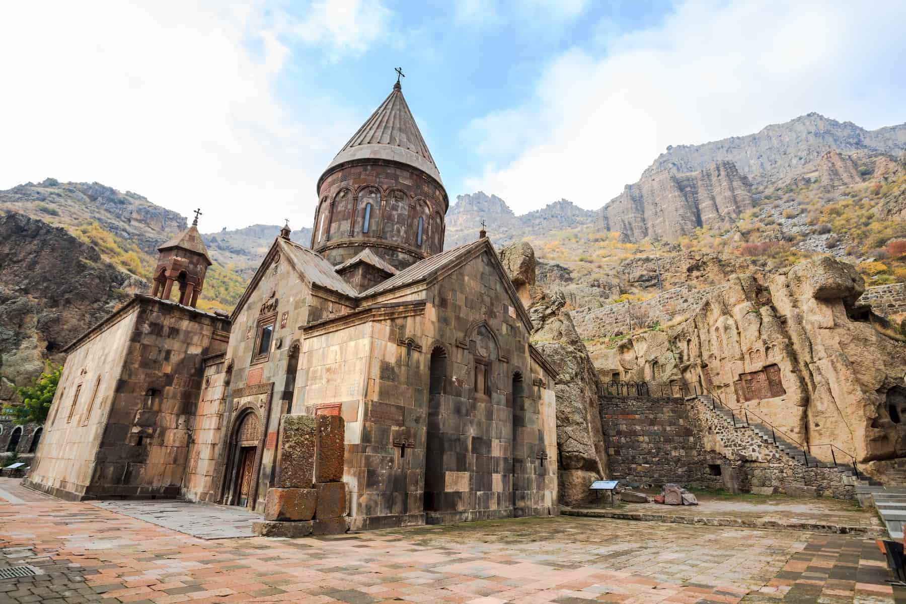Klsotret Geghard, rejse til Armenien
