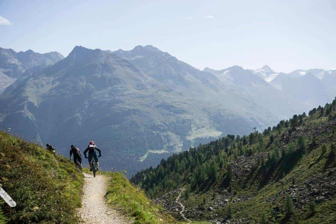 Cykelferie i Tirol