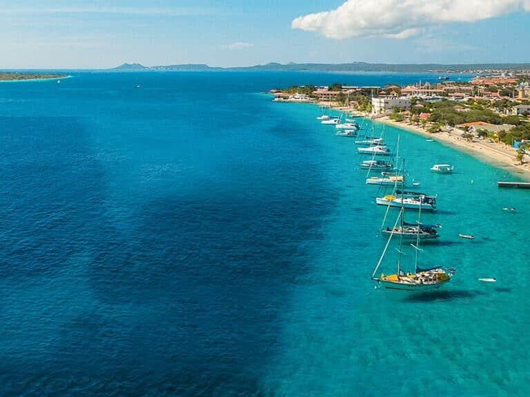 Bonaire Blue Destination