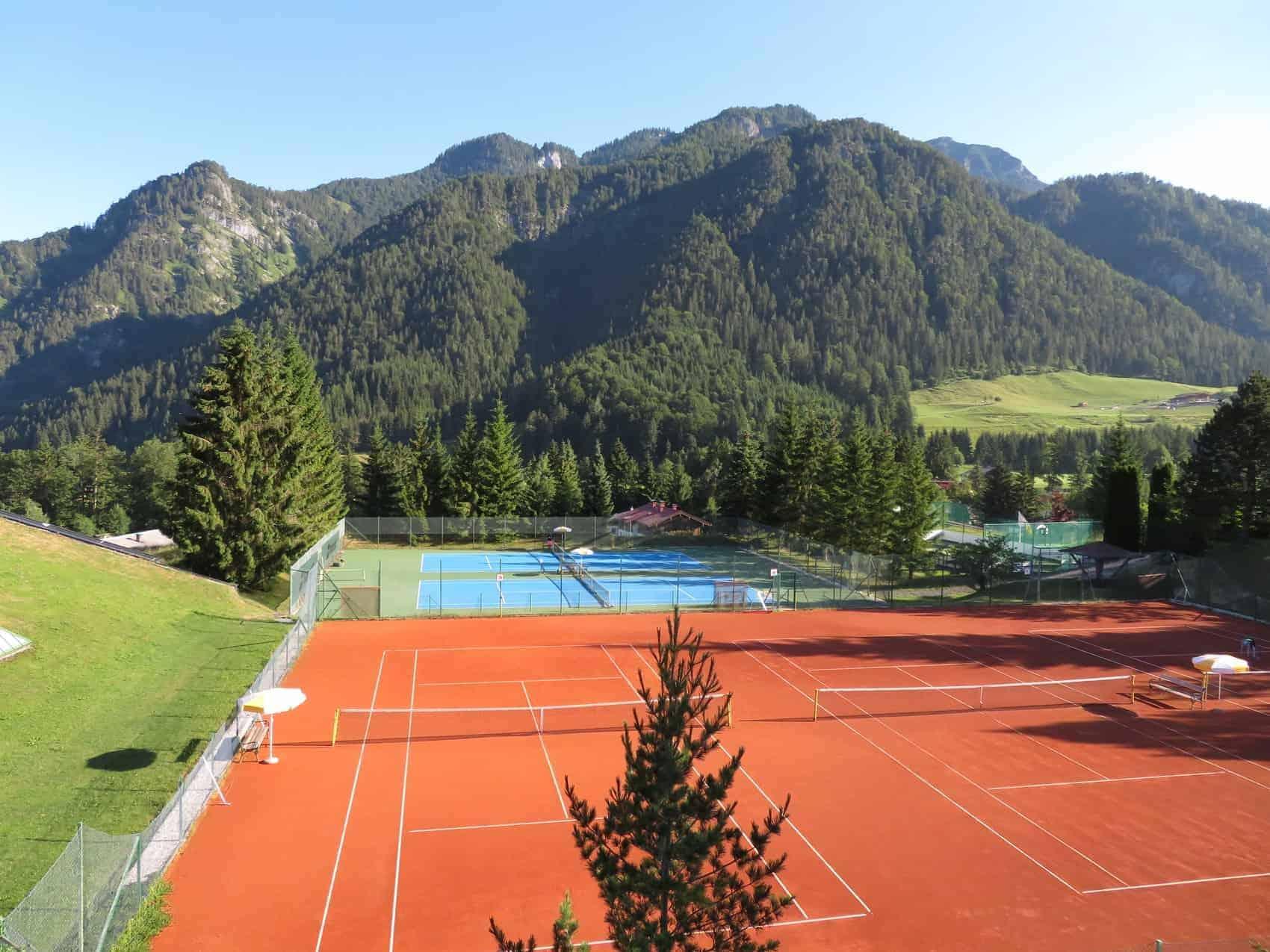 Laerchenhof tennis