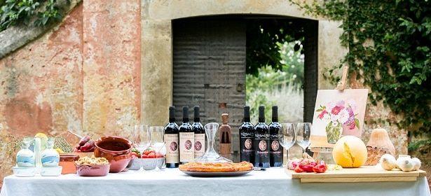 Apulia vino primitivo
