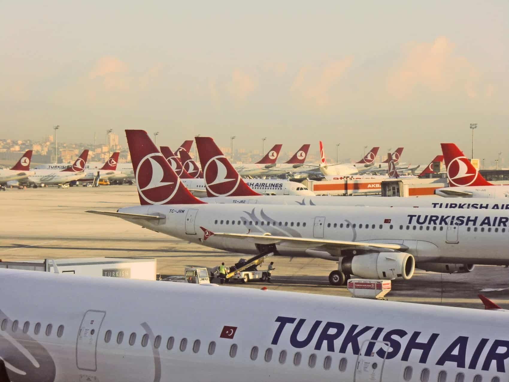Istanbul Airport - Turkish Airlines
