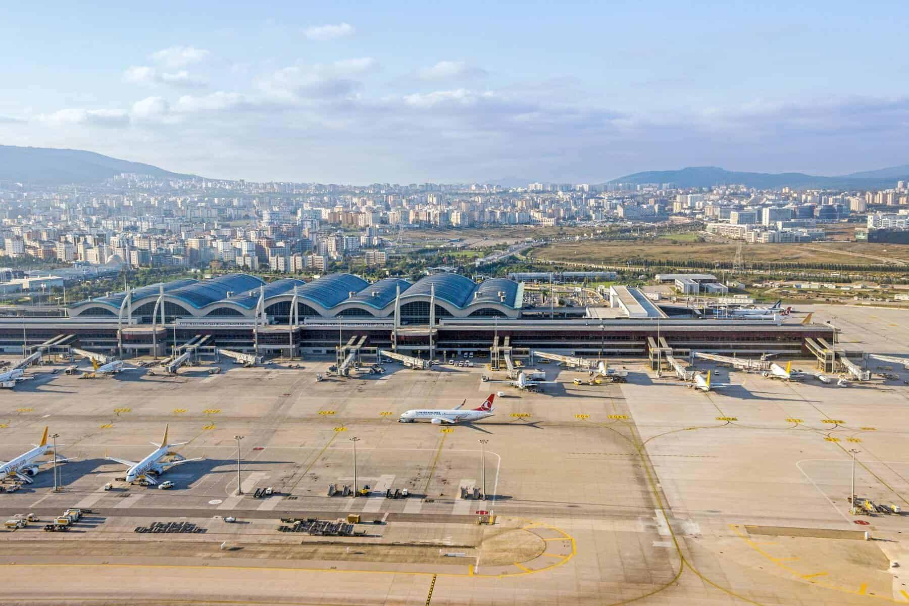 Sabiha Gokcen Airport.