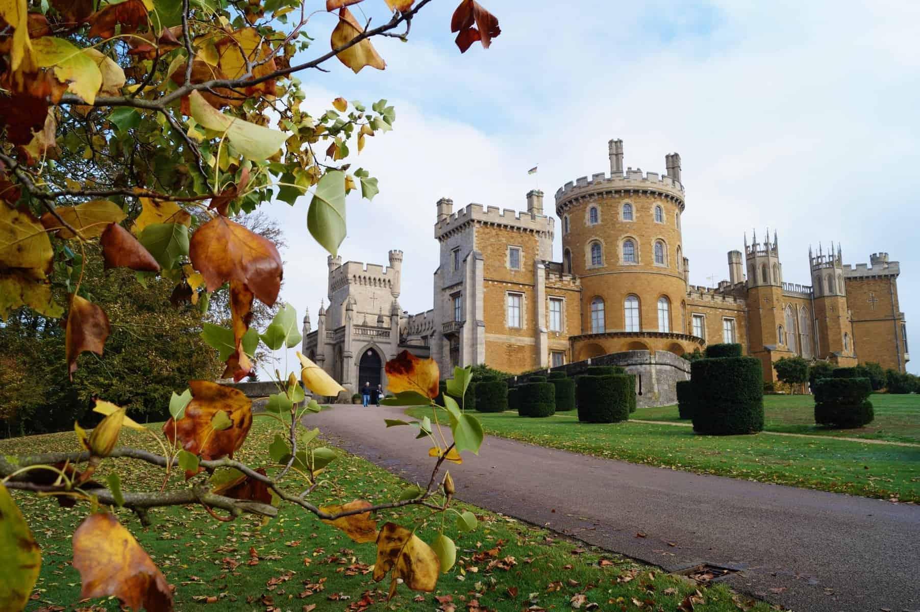 Belvoir Castle, England