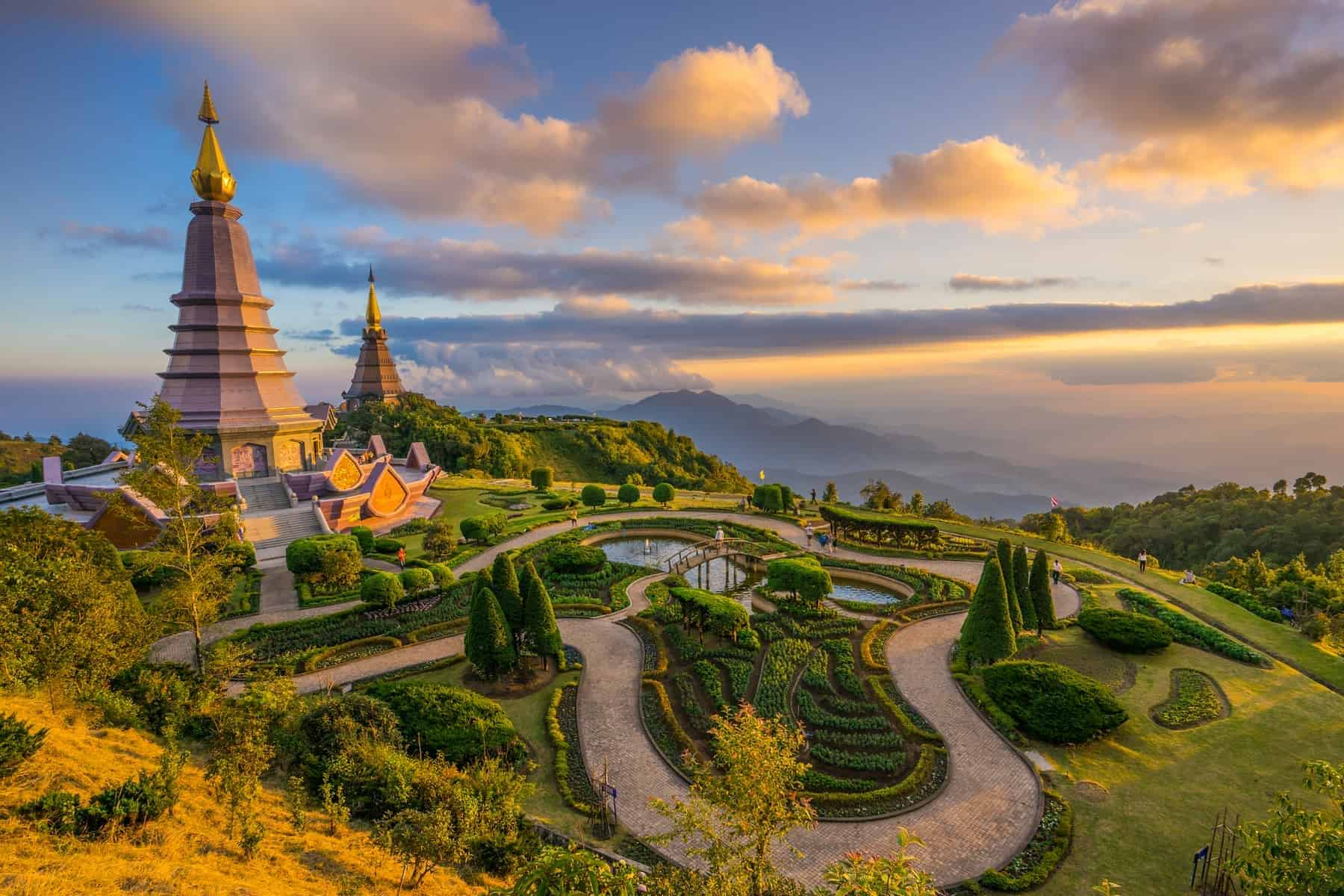 Chiang May Thailand