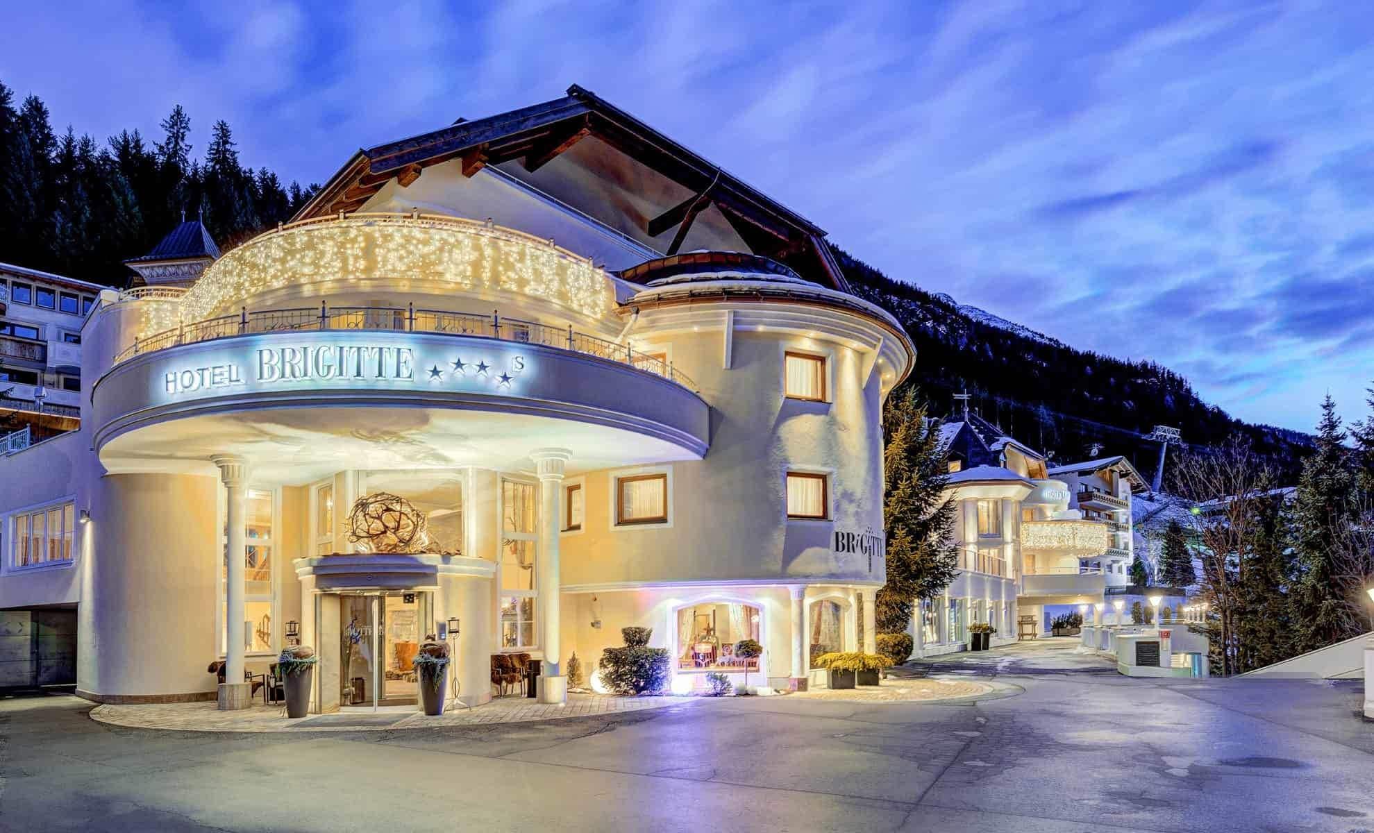 Hotel Brigitte, ischgl Aussen