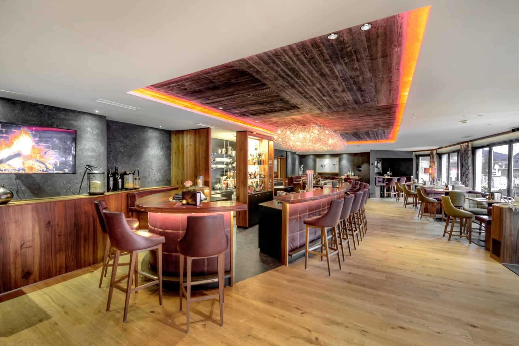 Hotel Brigitte Bar og lounge