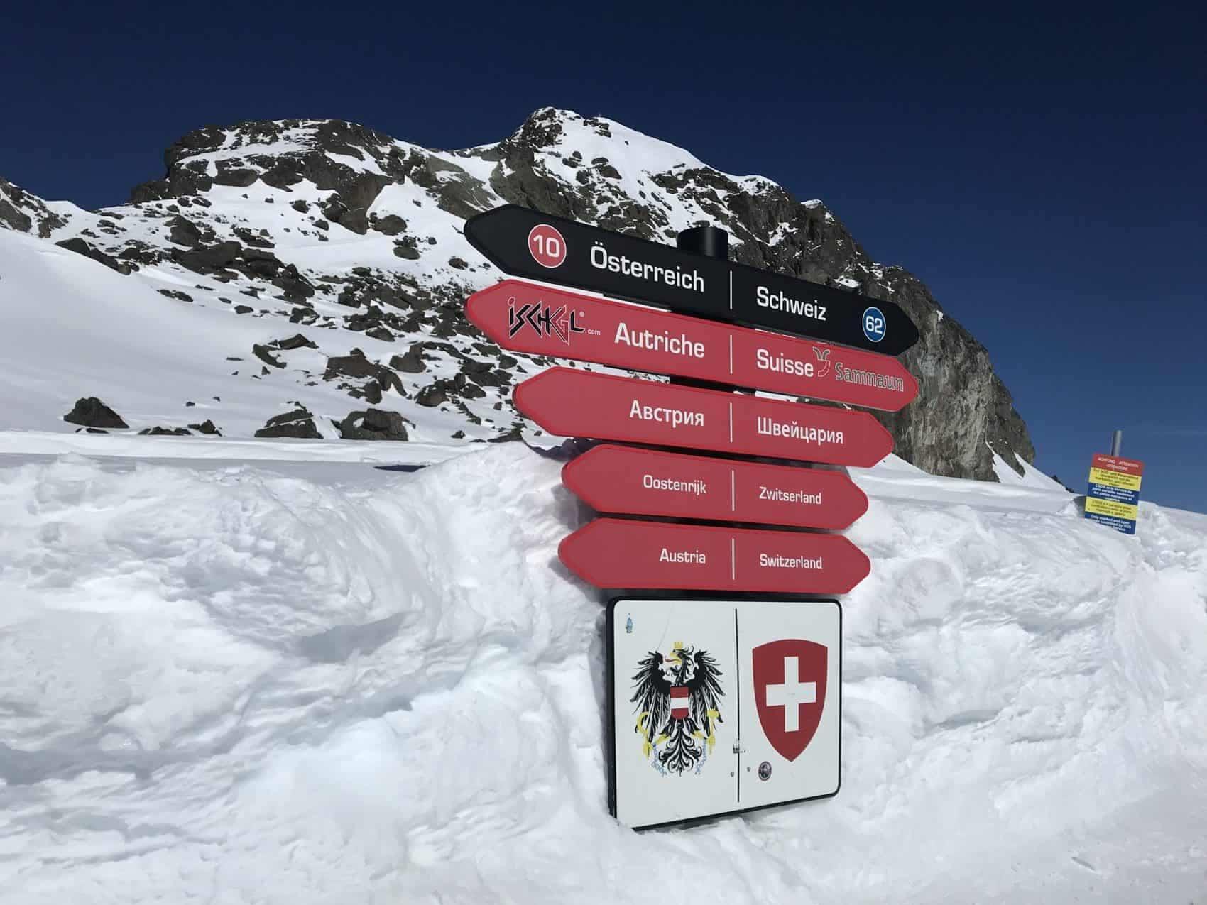 Ischgl skilte til Schweiz