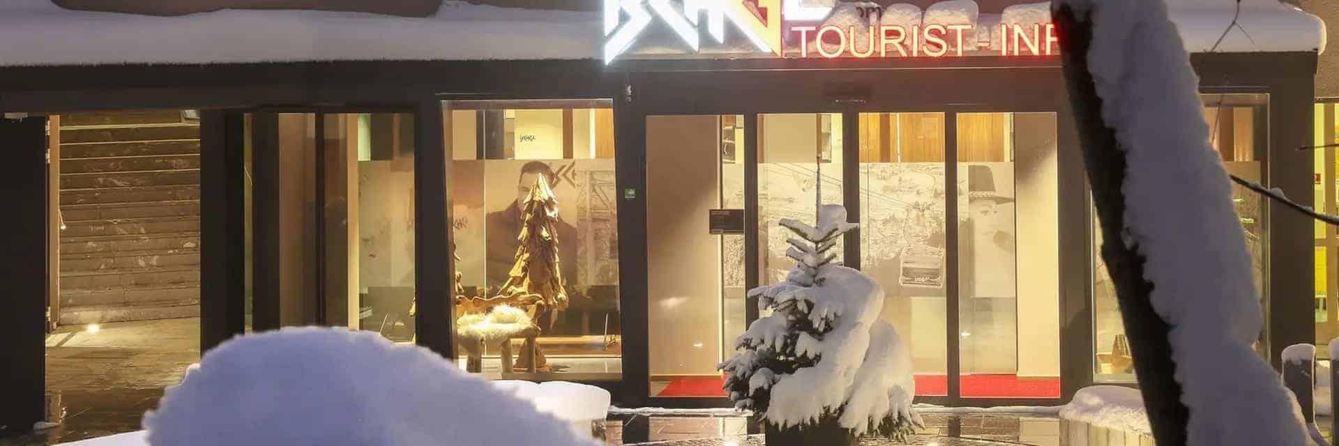 Ischgl tourist kontor