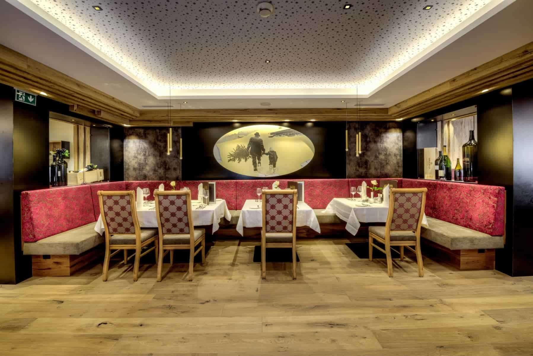 Hotel Brigitte, restaurant