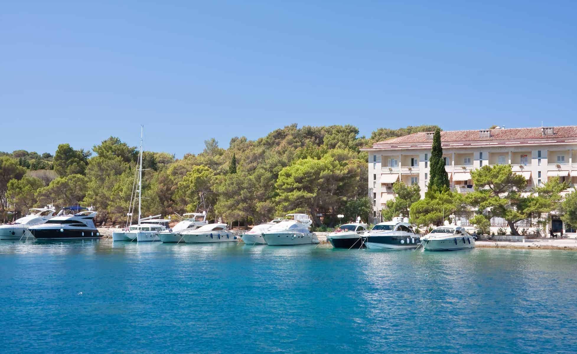"The hotel' ""Carmen"", Grand Briony. Croatia"