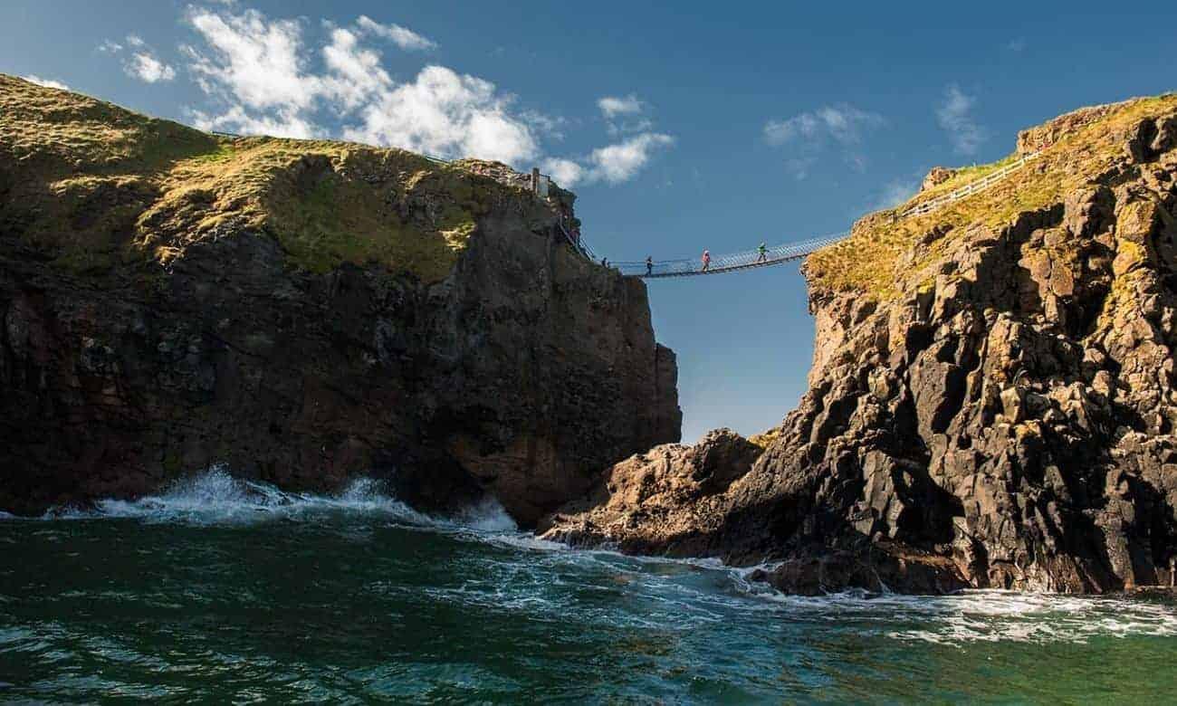 irland - water and bridge