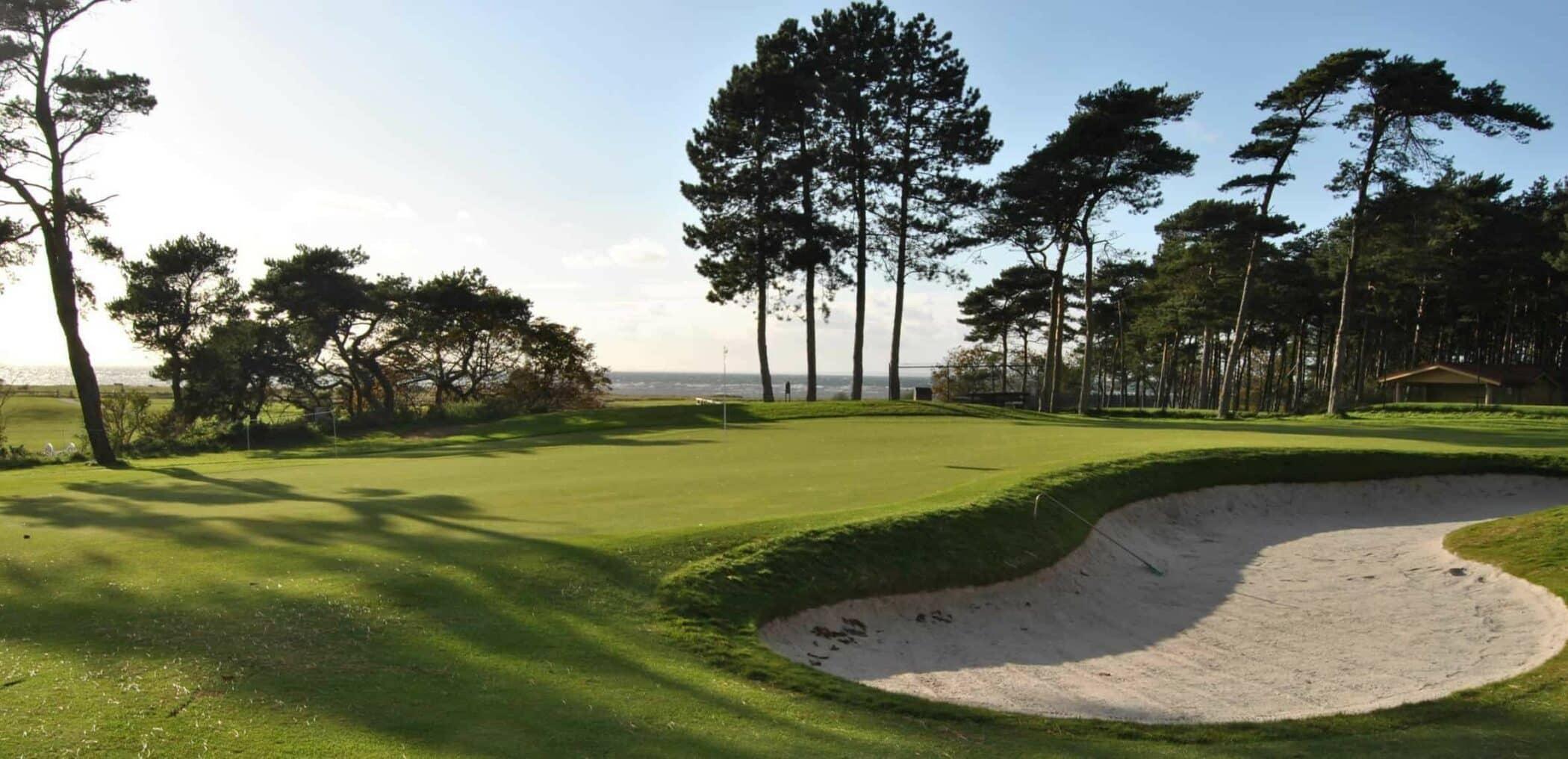Barseback golfklub, en absolut Skandinavisk topbane