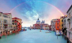 Dansk Bilferie i Venedig