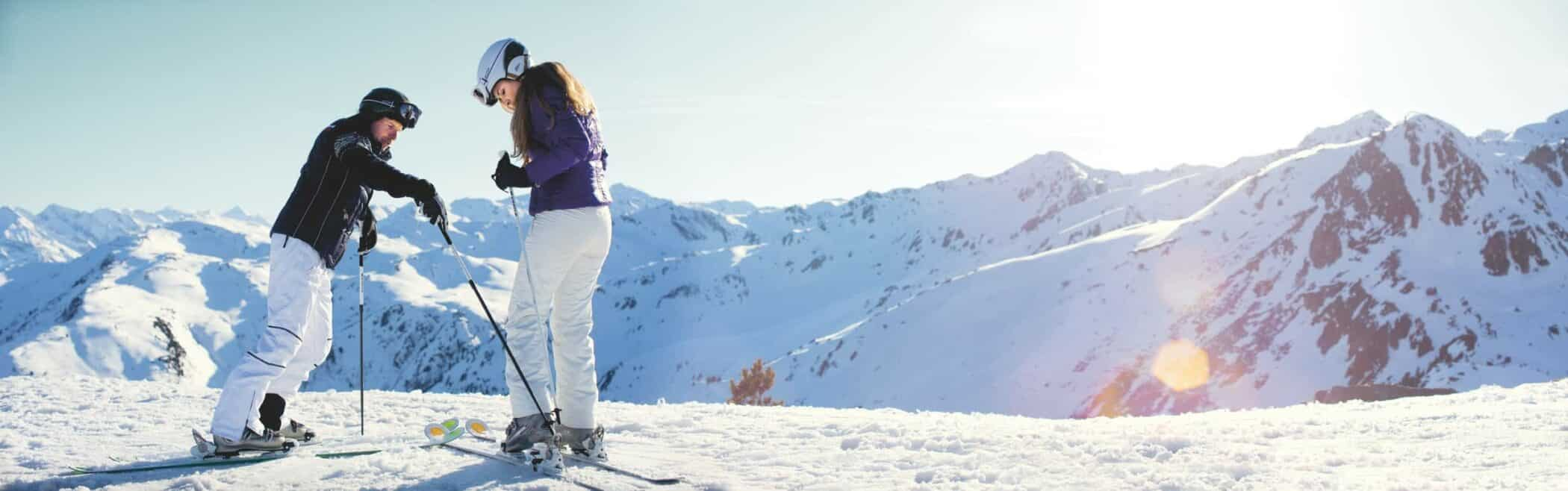 ZIllertal ski på toppen