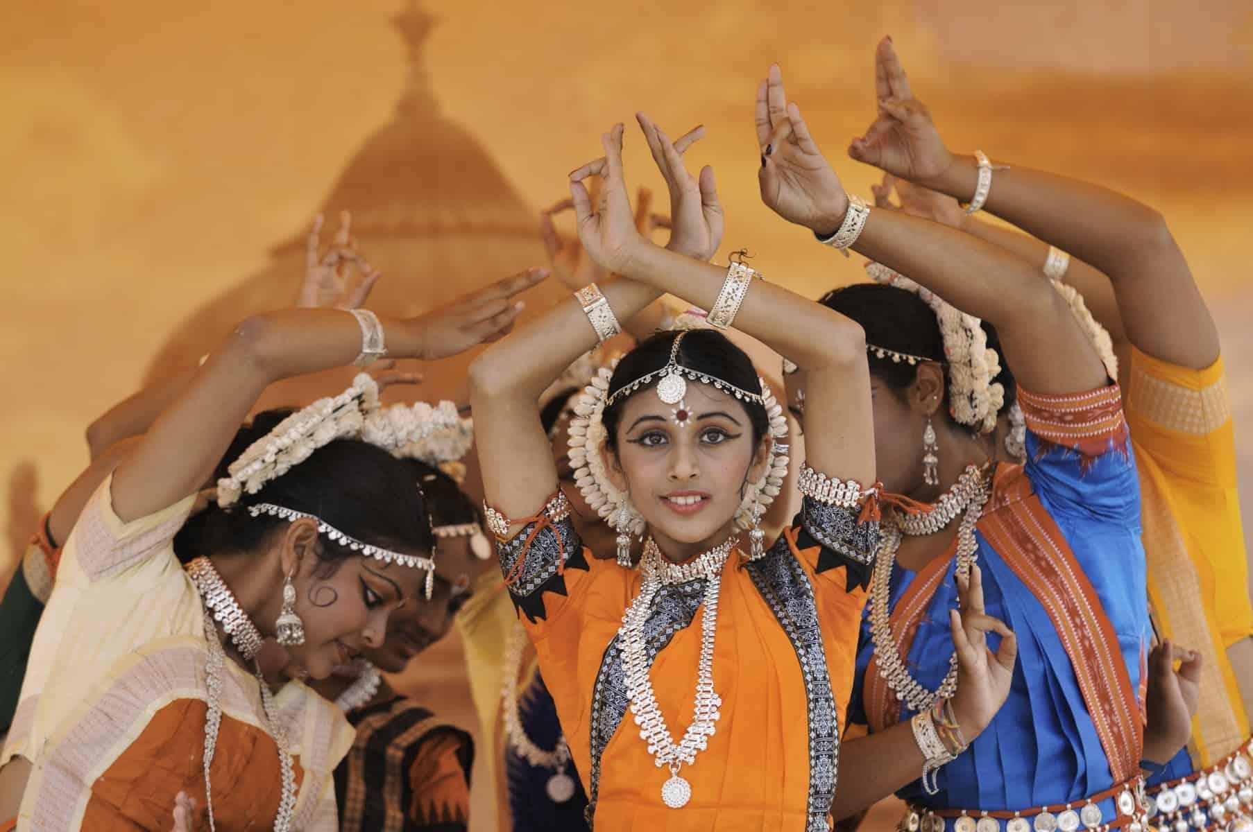 indien danser