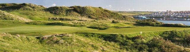 St. Enodoc Golf Club. England