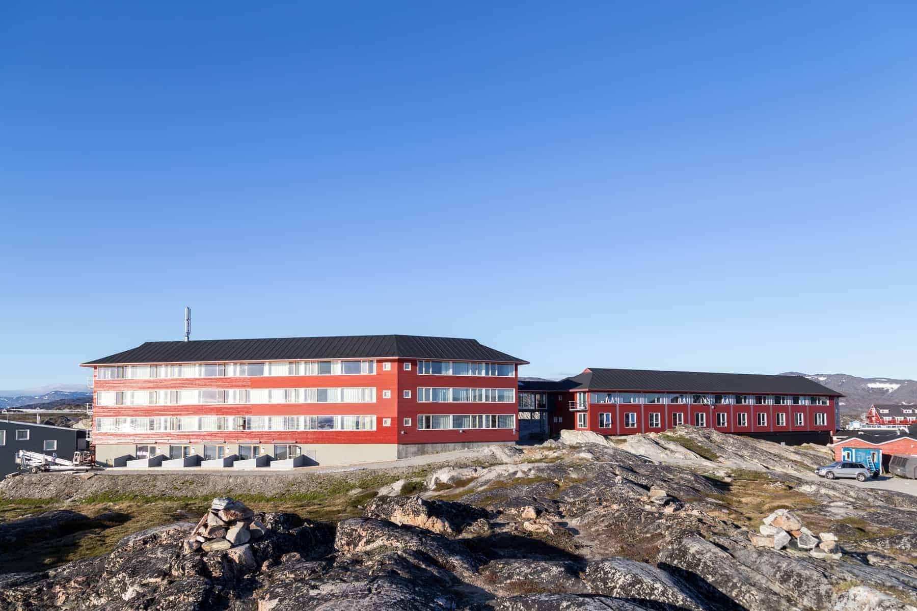 Hotel Arctic in Ilulissat, Greenland