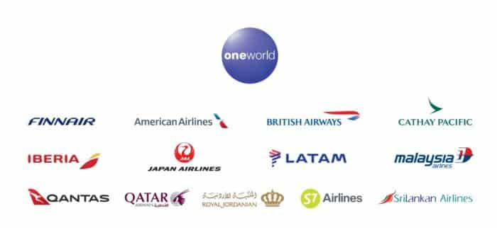 oneworld-member-airlines-
