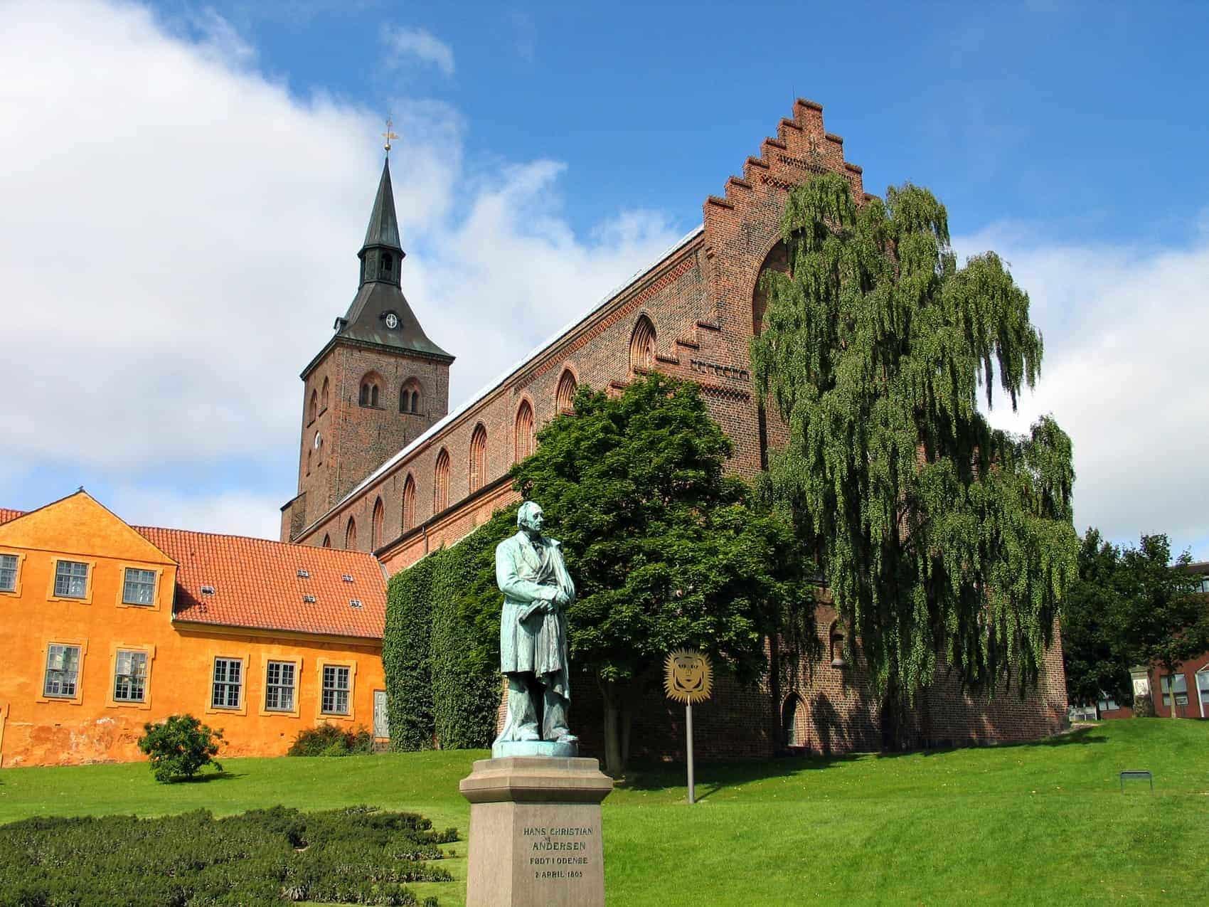 Hans Christian Andersen,Odense Danmark