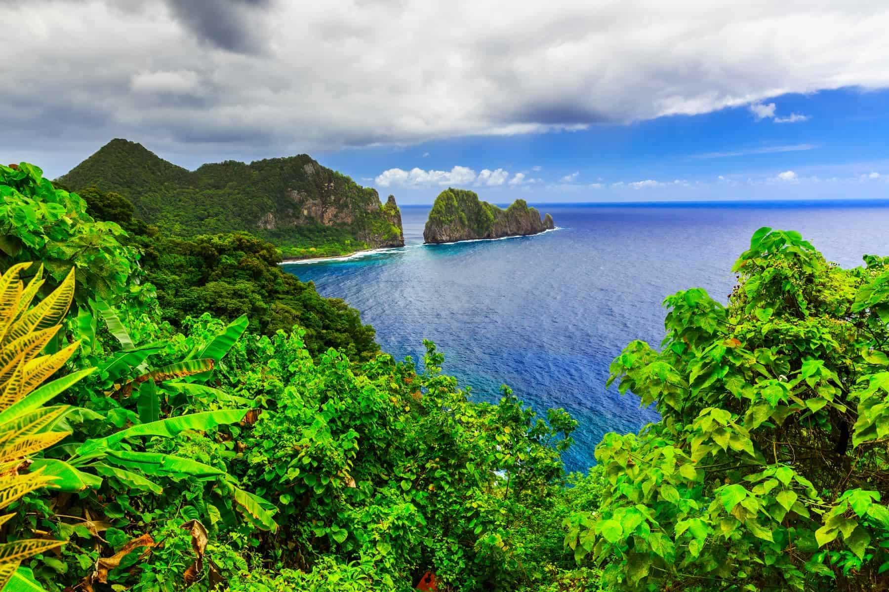 Samoa, Oceanien