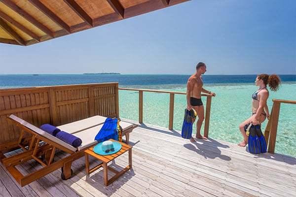 Vilamendhoos, Maldiverne