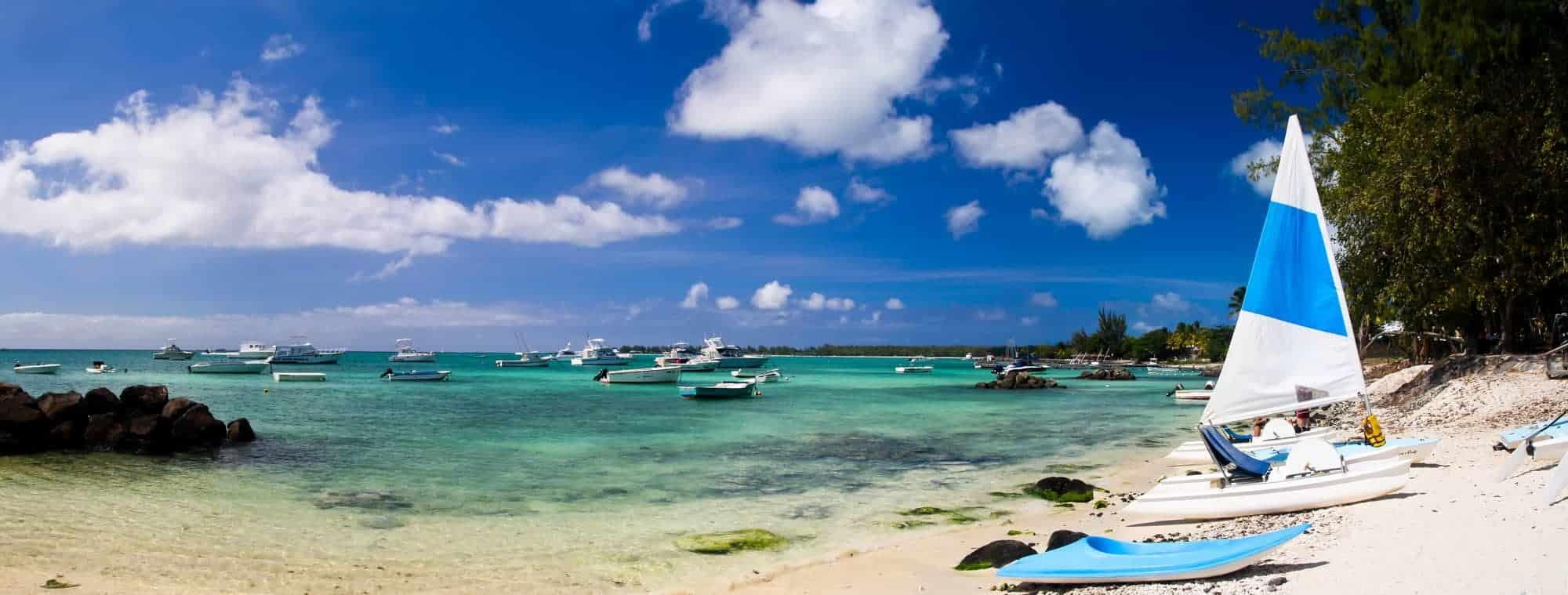 Hvad koster en rejse til Mauritius