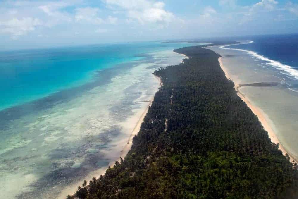 Abaiang, også kendt som Apaiang, Apia, og tidligere, Charlotte Island, i de nordlige Gilbertøer, er en koralatol i Kiribati, der ligger i det vest-centrale Stillehav
