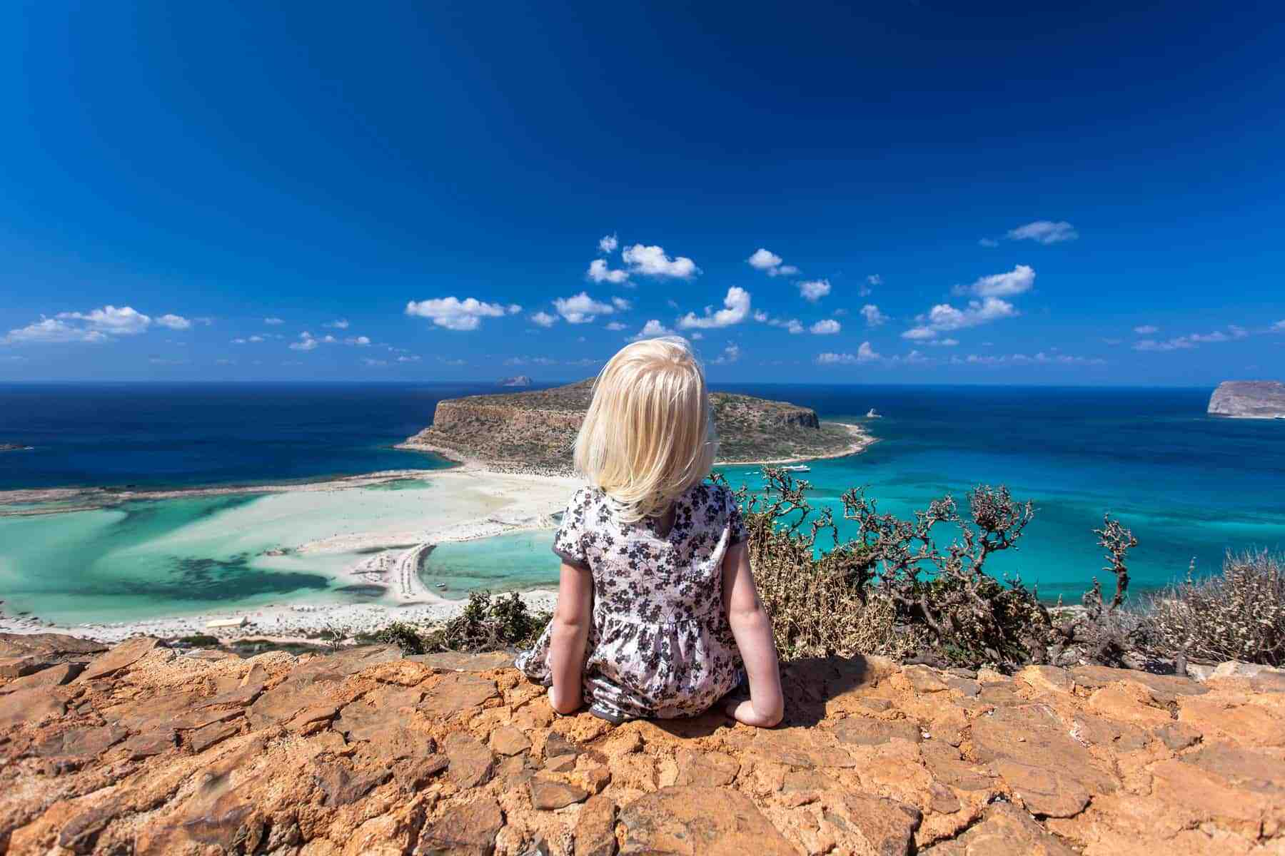 Kan du rejse til Grækenland i maj, f.eks. til Balos lagunen, Grækenland