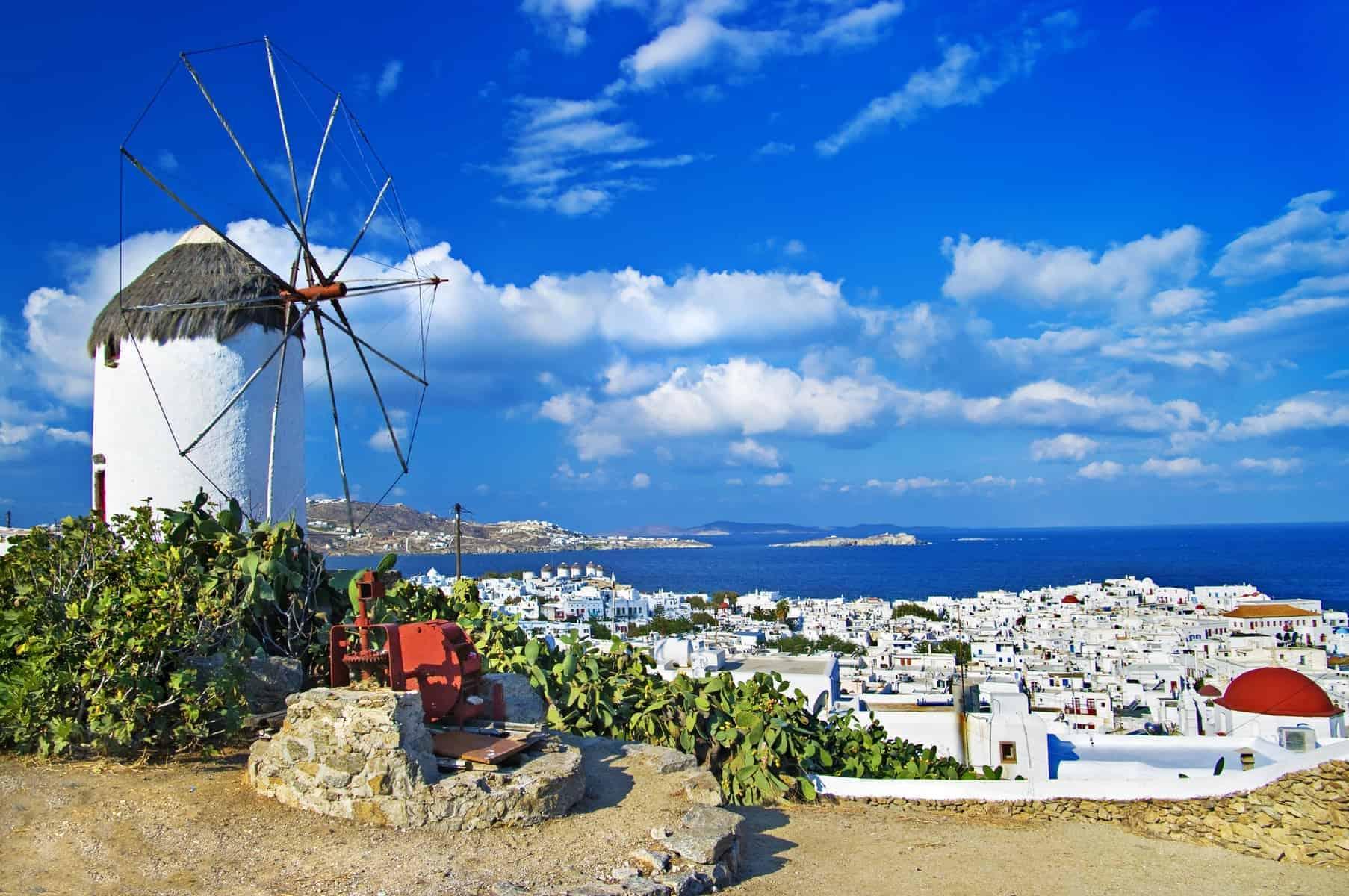 Mykonos Grækenland