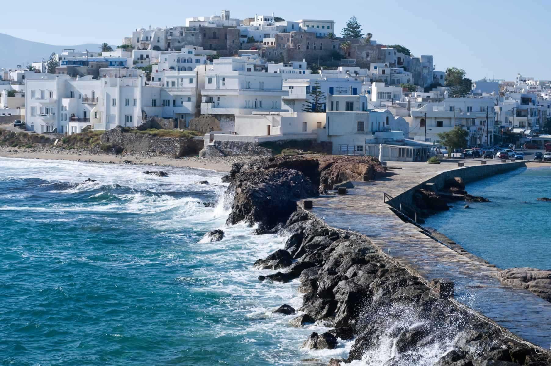 Naxos. Grækenland