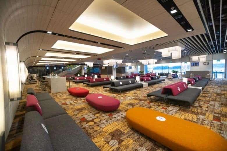 Changi Airport, transit terminals, Singapore