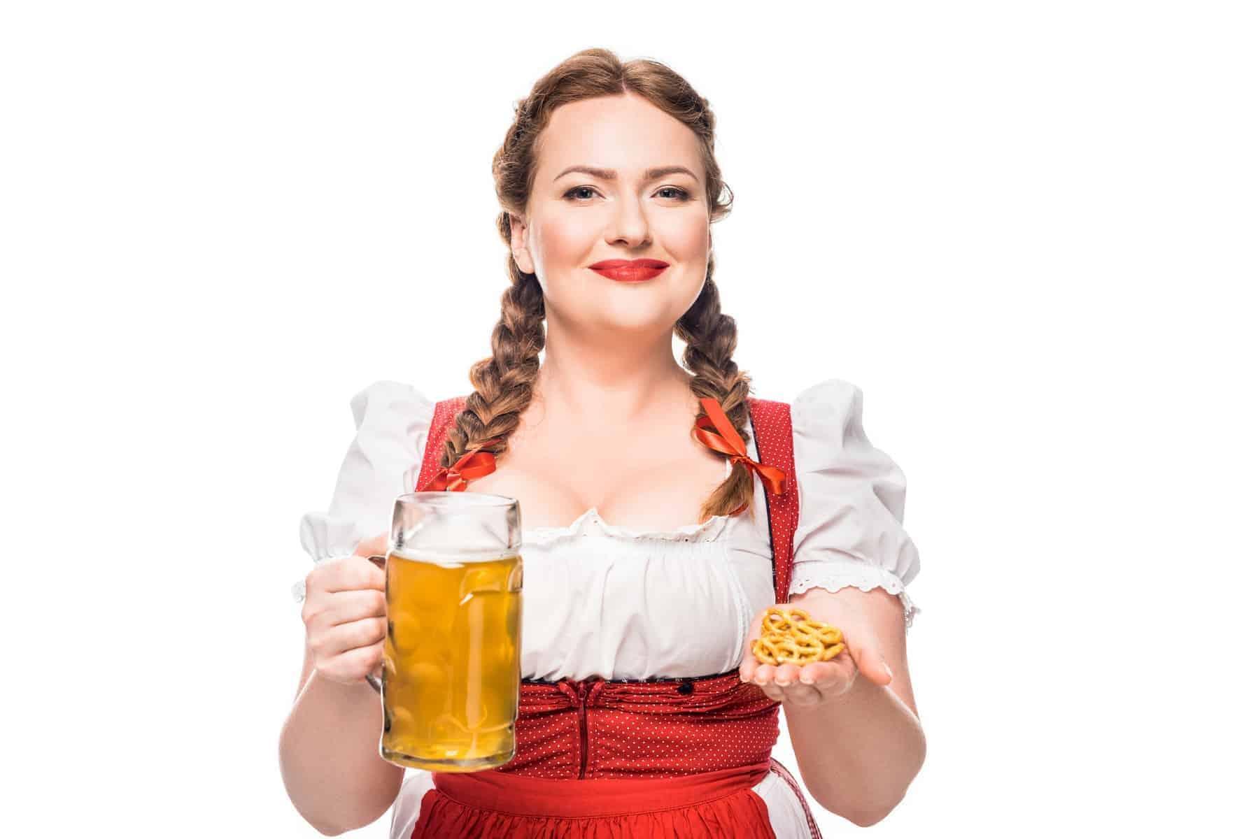 oktoberfest i München med charmerende betjening, aflyst 2020