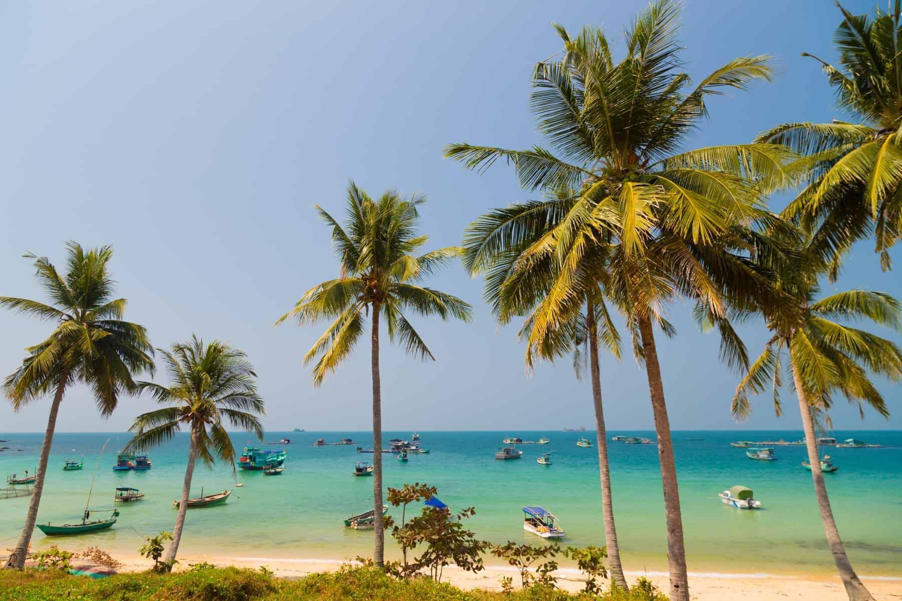 Phu Quoc, Vietnam, et af de mest eftertragtede rejsemål i Vietnam