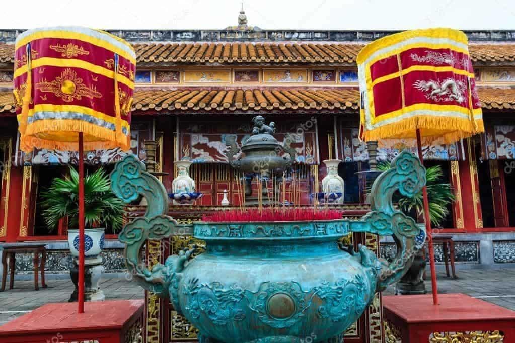 the-forbidden-city-at-hue, Vietnam