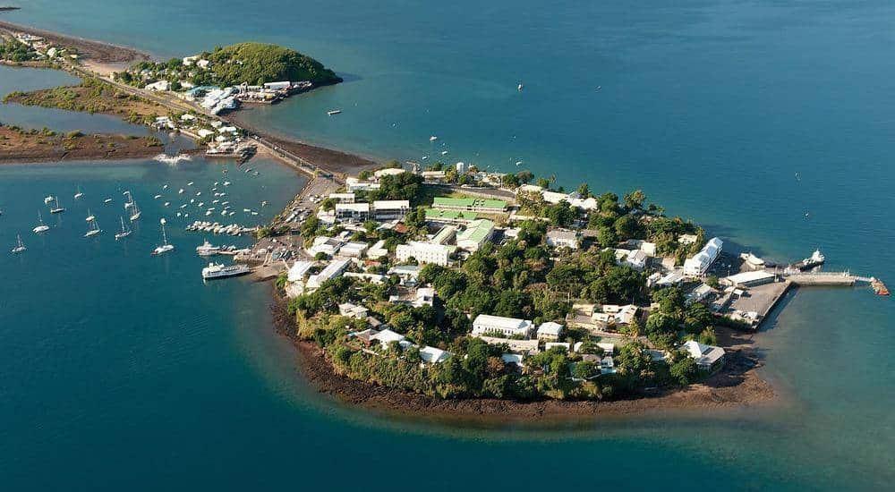 Dzaoudzi, Mayotte