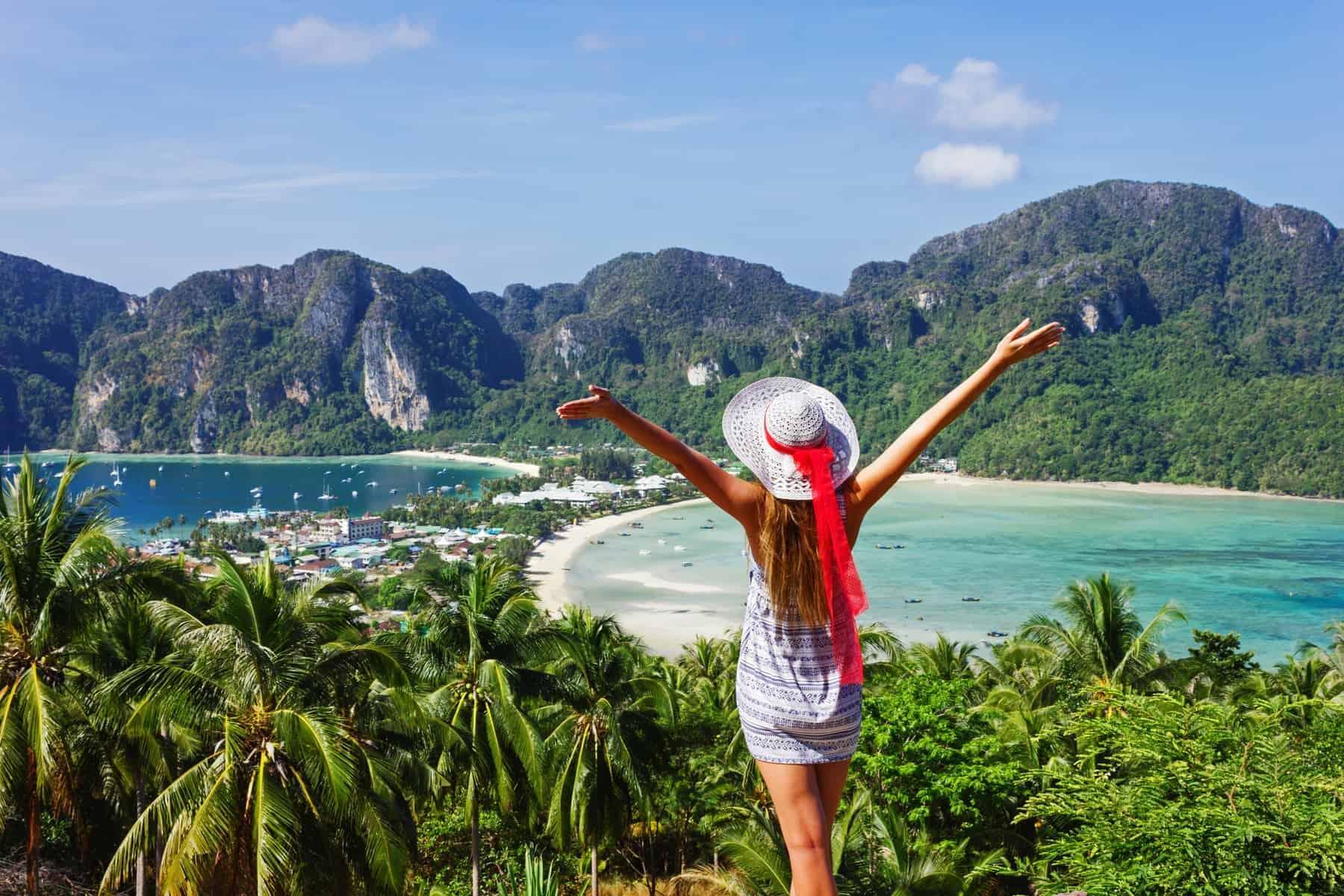 Thailand åbner igen. Phi Phi Don