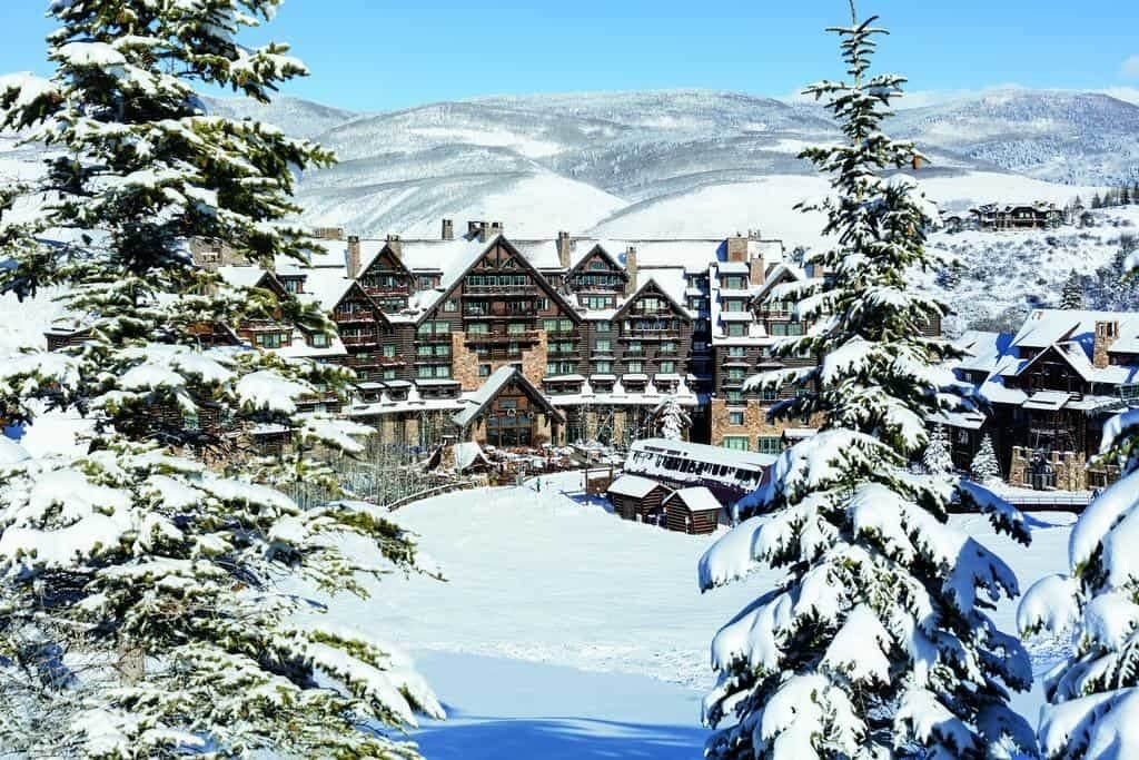 Ritz-Carlton, Bachelor Gulch, Lake Tahoe