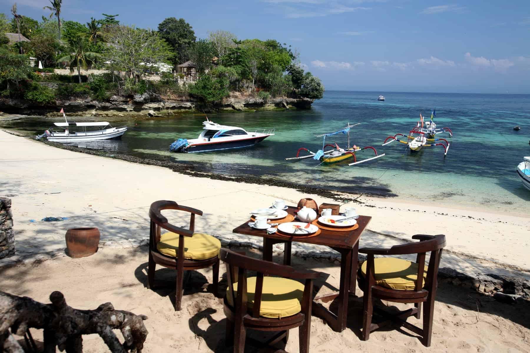 Jungut Batu Beach (Nusa Lembongan)