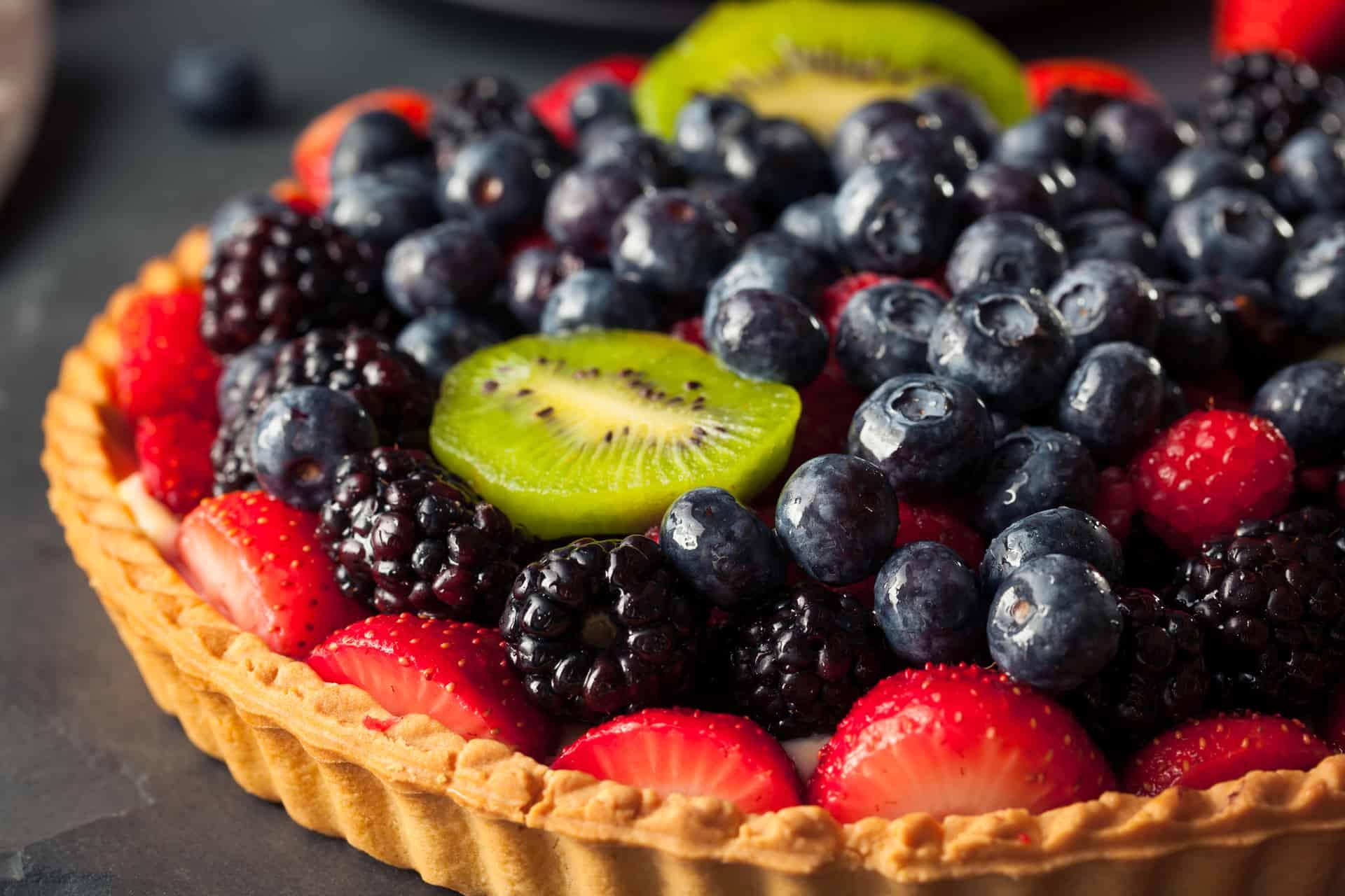 Lime tærte, lækker fransk mad