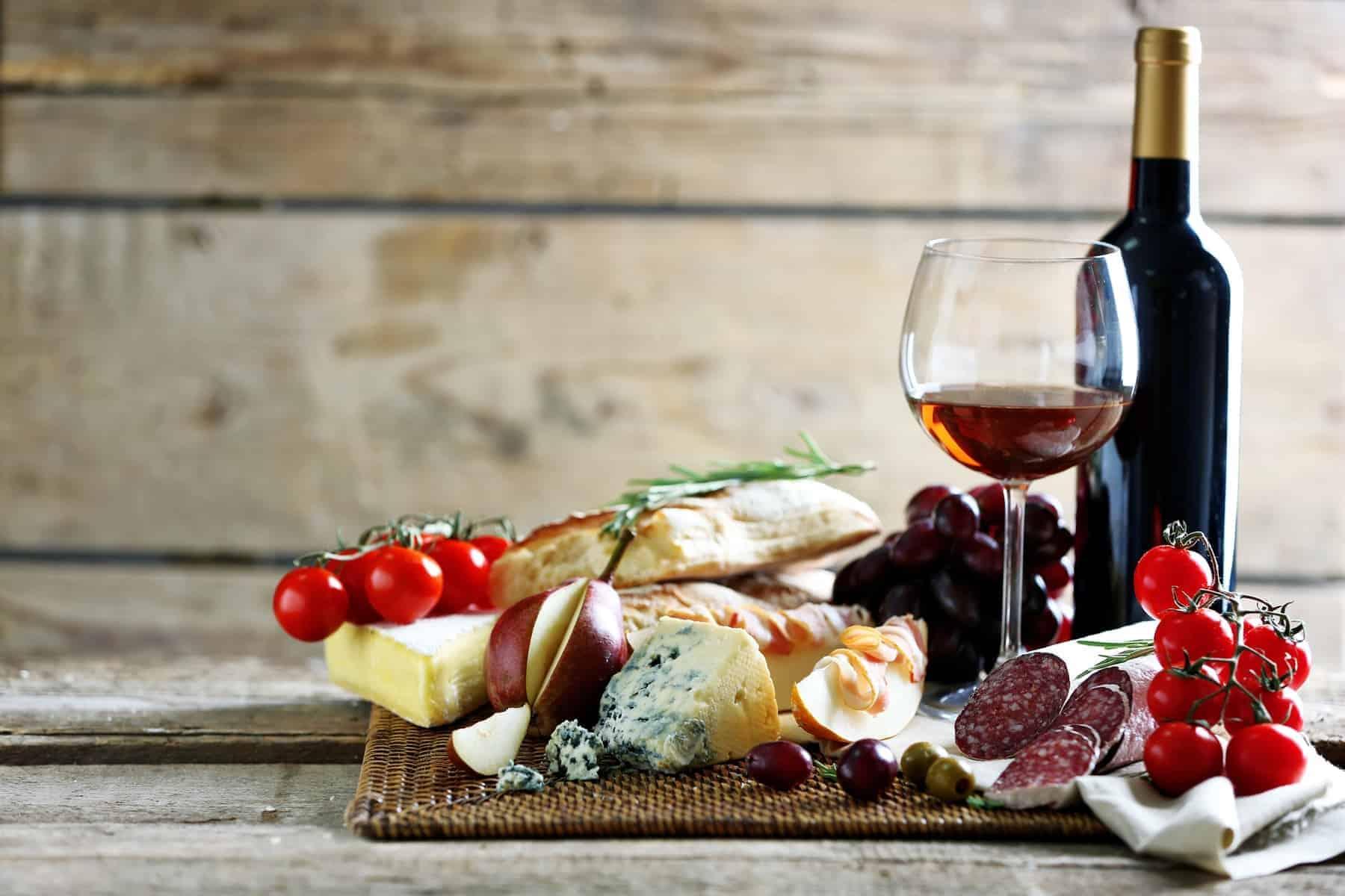 Italiensk mad: LÆkre ravarer til det italienske køkken