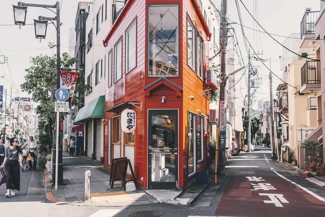 Oden restaurant Tokyo Japan. jpg