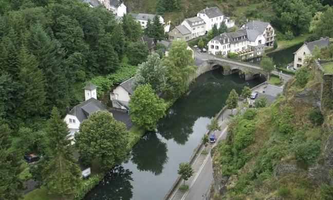 Camping i Diekirch, Luxembourg