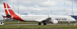 Great_Dane Airline, Ålborg